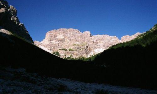 Zdjęcie WłOCHY / Dolomity di Sesto / podejście do Tre CIme / Mały kąsek z rana...