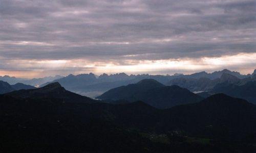 Zdjecie W�OCHY / Dolomity / Civetta / Nagroda za pora