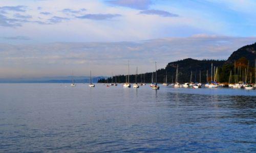 Zdjęcie WłOCHY / TRYDENT / Garda / Nad jeziorem Garda