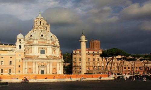 Zdjecie WłOCHY / Lazio / Rzym / Piazza di Loreto