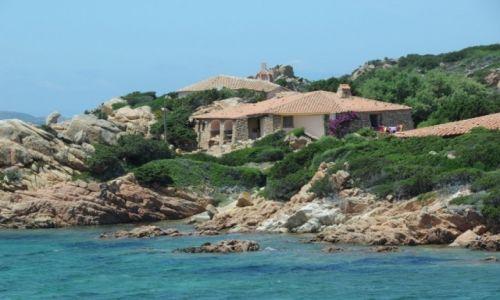 Zdjecie WłOCHY / Sardynia / Costa Smeralda / wybrzeże Costa Smeralda