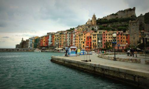 Zdjecie WłOCHY / Liguria / PORTOVENERE / Skarb Ligurii