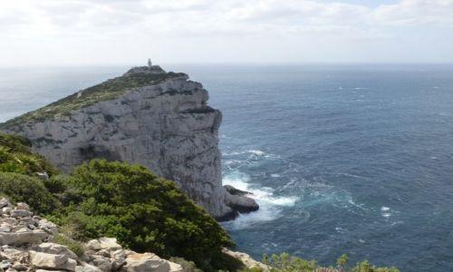 Zdjecie WłOCHY / Sardynia / Alghero / Capo Caccia