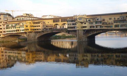Zdjecie WłOCHY / Toskania  / Florencja / Ponte Veccio