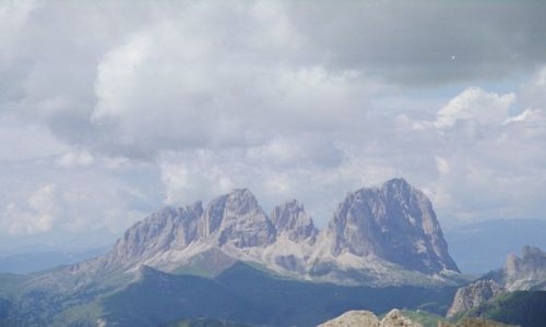 Zdjecie WłOCHY / Dolomity / Monte Civetta / Monte Civetta