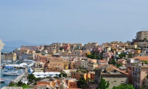 WłOCHY / Lazio / Gaeta / Gaeta- miasto marzeń