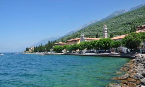 Zdjecie WłOCHY / Wenecja Eugenejska / prowincja Werona / Casteletto di Brenzone