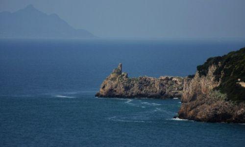 WłOCHY / Lazio / Terracina / Nad morzem Tyrreńskim
