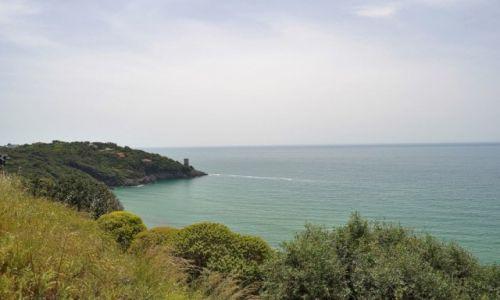 Zdjęcie WłOCHY / Lazio / Terracina / Nad morzem Tyrreńskim