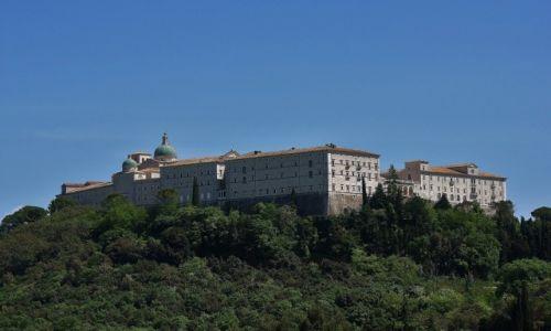 Zdjecie WłOCHY / Apeniny Środkowe, Lazio / Monte Cassino / Monte Cassino