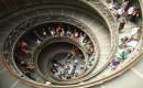 WATYKAN / Lacjum / Rzym, Muzea Watykańskie / Schody