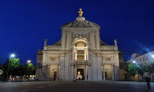 Zdjęcie WłOCHY / Umbria / Asyż / Porcjumkula