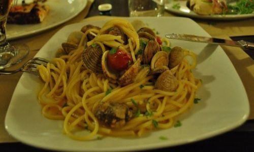 WłOCHY / Umbria / Asyż / Kolacja Włoska- smacznego