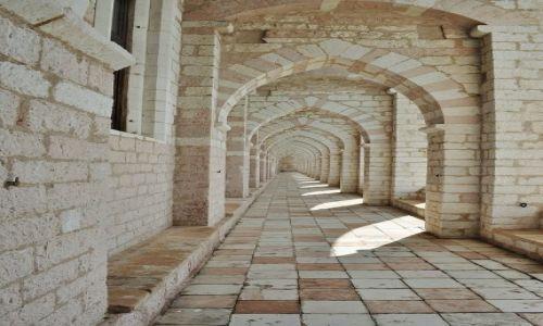 Zdjęcie WłOCHY / Umbria / Asyż / Bazylika Franciszkanów i klasztor