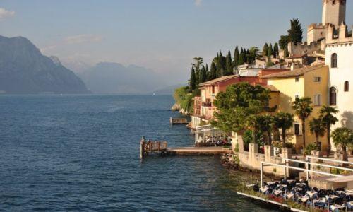 Zdjecie WłOCHY / Lago di Garda / Malcesine / Riviera d' Amor