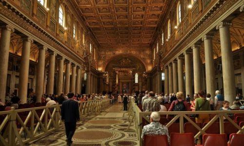 WłOCHY / Lazio / Rzym / Santa Maria Magiore