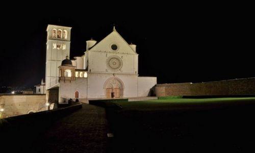 Zdjęcie WłOCHY / Umbria / Asyż / Asyż- miasto świętego Franciszka.
