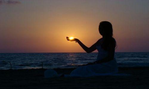 Zdjecie WłOCHY / Włochy / Morze Tyreńskie / Ze słońcem przez świat