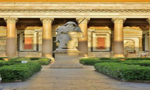 Zdjęcie WłOCHY / Lazio / Rzym / Bazylika św. Pawła za Murami