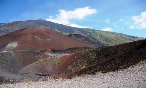 Zdjecie WłOCHY / Sycylia / Etna / Etna