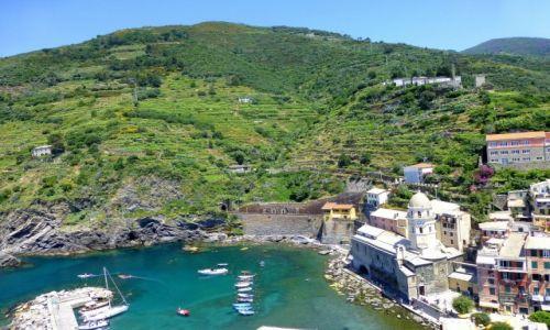 Zdjecie WłOCHY / Liguria / Cinque  Terre / Monteroso a Mare
