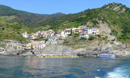 Zdjecie WłOCHY / Liguria / Manarola / Manarola