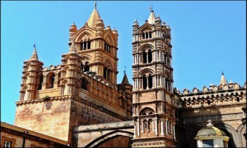 Zdjecie WłOCHY / Sycylia / Palermo / Katedra w Palermo