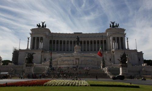 Zdjęcie WłOCHY / Lacjum / Rzym / Ołtarz Ojczyzny
