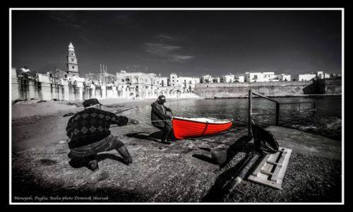 Zdjecie WłOCHY / Puglia / Monopoli / La Barca