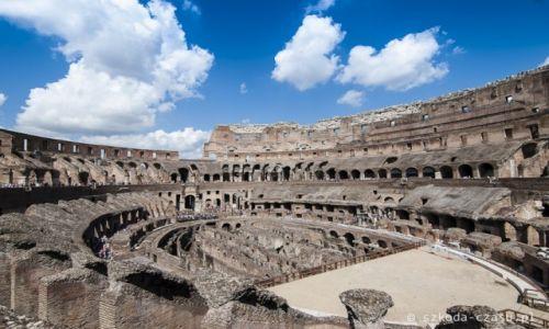Zdjęcie WłOCHY / Lacjum / Koloseum / Koloseum