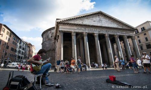 Zdjecie WłOCHY / Lacjum / Rzym / Panteon