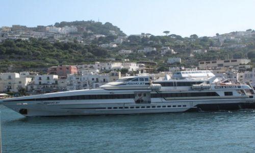 Zdjęcie WłOCHY / Sorento / Sorento / Widok na Capri