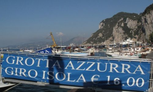 Zdjęcie WłOCHY / Sorento / Sorento / Atrakcja Capri
