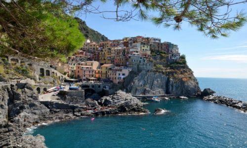 Zdjecie WłOCHY / Liguria / Manarola /