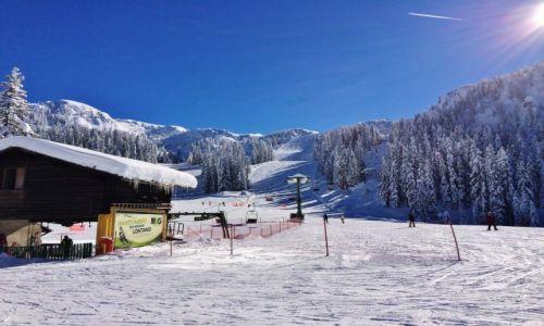 Zdjęcie WłOCHY / Dolomity / Madonna Di Campiglio / Zimowo