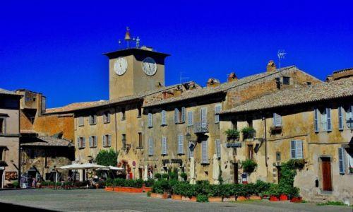 WłOCHY / Umbria / Orvieto / Orvieto