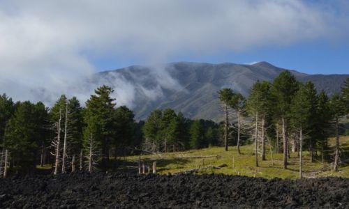Zdjęcie WłOCHY / Sycylia / Etna / Etna strona północna