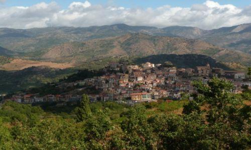 Zdjęcie WłOCHY / Sycylia / Castiglione di Sicilia / gdzieś w górach