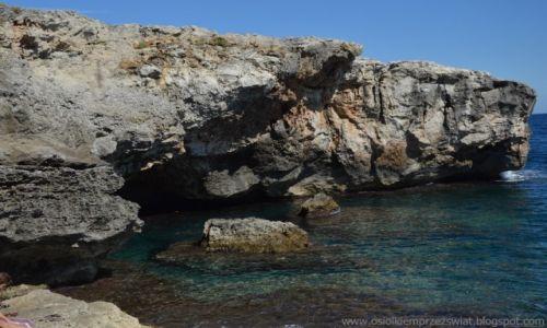 Zdjęcie WłOCHY / Apulia / Apulia / skałki