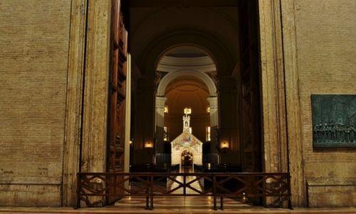 Zdjęcie WłOCHY / Umbria / Asyż / Asyż, Porcjumkula