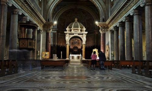 Zdjęcie WłOCHY / Lazio / Rzym / Rzym, San Crisogono