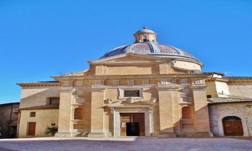Zdjęcie WłOCHY / Umbria / Asyż / Asyż, miejsce narodzin św. Franciszka