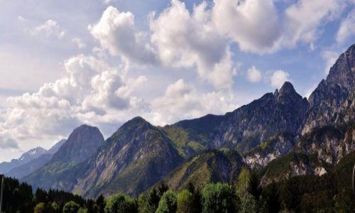 Zdjecie WłOCHY / Alpy / Okolice Udine / Alpy