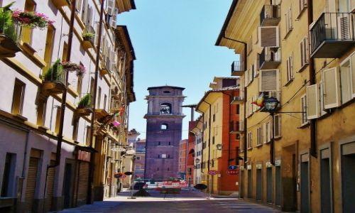 Zdjęcie WłOCHY / Piemont / Turyn / Turyn,campanilla