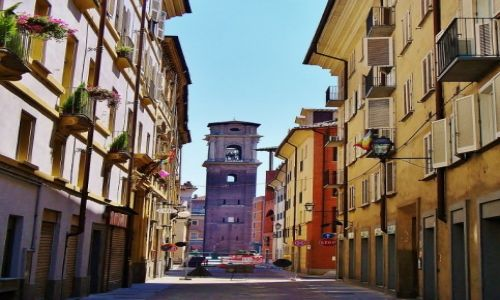 WłOCHY / Piemont / Turyn / Turyn,campanilla