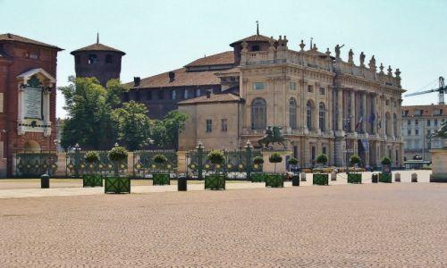 Zdjęcie WłOCHY / Piemont / Turyn / Turyn, Palazzo Madama