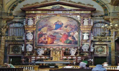 Zdjęcie WłOCHY / Piemont / Turyn / Turyn, kościół Salezjanów