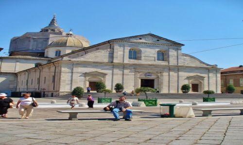 Zdjęcie WłOCHY / Piemont / Turyn / Turyn, katedra