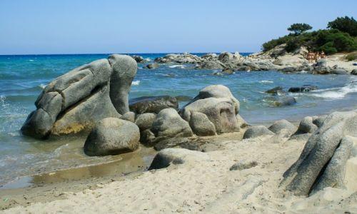 Zdjęcie WłOCHY / Sardynia / Sardynia / Kształty2