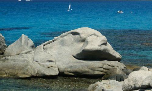 Zdjecie WłOCHY / Sardynia / Sardynia / Kształty 5